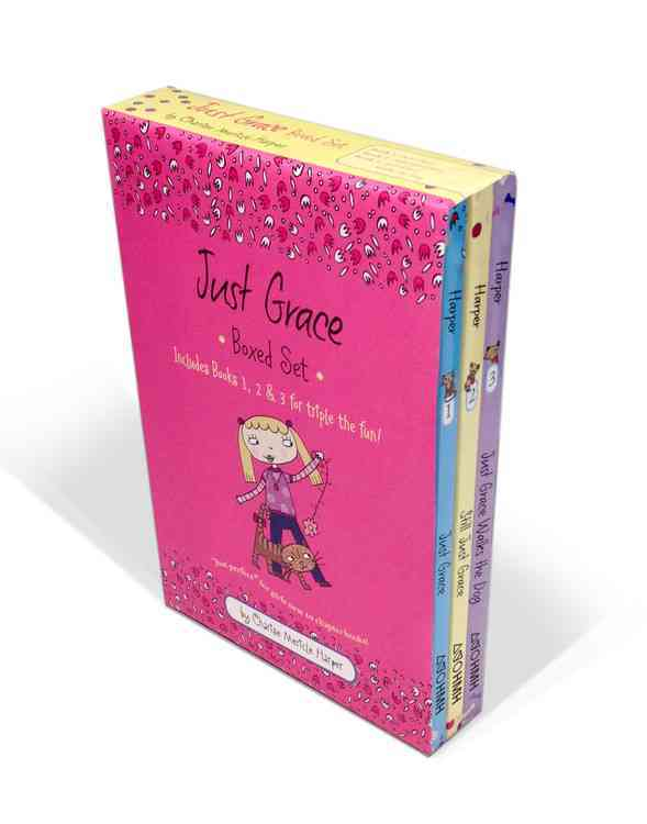 Just Grace Boxed Set By Harper, Charise Mericle